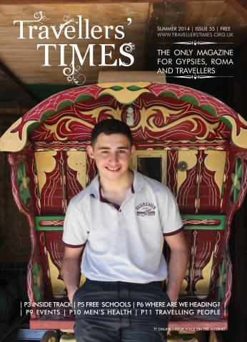 Travellers' Times cover