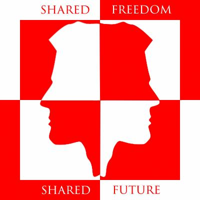 Shared Freedom Shared Future logo