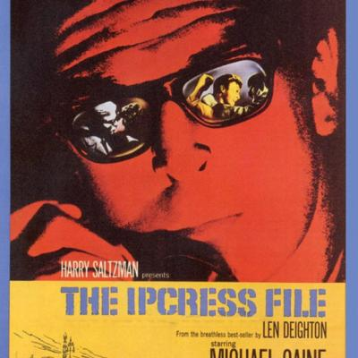 Ipcress file poster